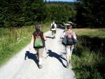 Über 200km Wanderwege rund um Liesen laden zu ausgedehnten Touren ein.