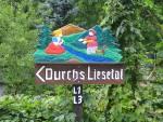 """Das Naturschutzgebiet """"Liesetal"""""""