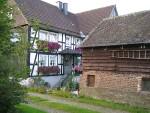 Fachwerkhaus in Liesen