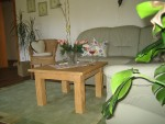 Wohnung Steinschab: Sitzecke