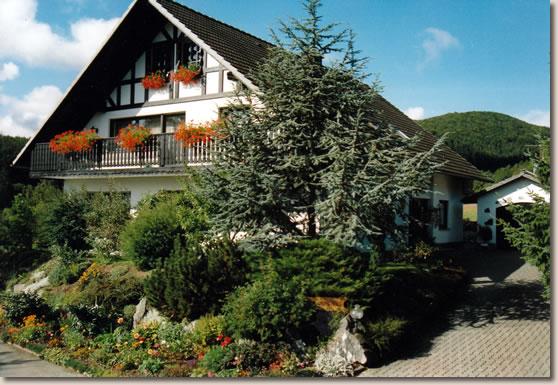Haus Werth Ferienwohnungen, 59969 Hallenberg-Liesen