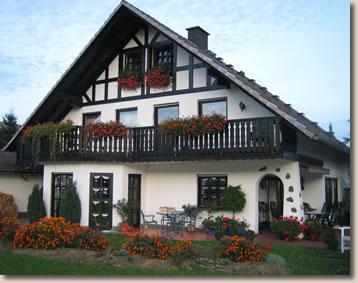 Hausansicht Haus Werth, 59969 Hallenberg-Liesen